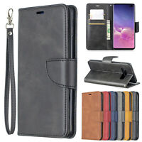 For Samsung Galaxy A10 A20 A30 A50 A70 M30 A10e Flip Leather Wallet Case Cover