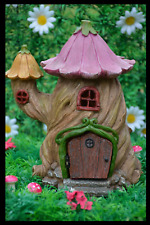 Fairy Garden Stump house