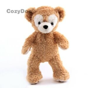 """DUFFY The Bear Hidden Mickey Mouse Plush Doll Stuffed Animal Cuddly Toy 12"""" Gift"""