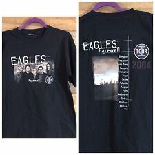 The Eagles Farewell Tour 2004 Asia & Australian Tour New Men's Large Eagles