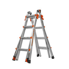 Little Giant 15417 002 300 Lbs Type Ia Aluminum Extension Ladder 17 H Ft