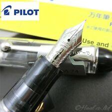 Pilot pluma estilogr/áfica personalizado 74 sfm-nib fkk-1000r-b-sfm cuerpo negro