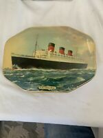 Bensons Candies RMS Queen Mary Tin Box England