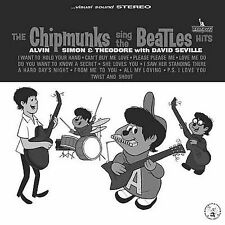 The Chipmunks Sing the Beatles Hits by The Chipmunks (CD, Apr-2008,...