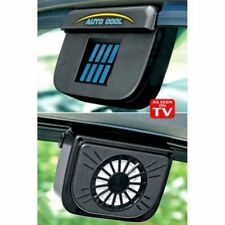Car Accessories Auto Cool Ventilation Car Fan Solar Powered Exhaust System