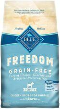 Blue Buffalo Freedom Grain Free Chicken Recipe Puppy Dry Dog Food, 24-Pound , Ne