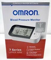 Omron BP7350 Bluetooth 7 Series Upper Arm Blood Pressure Monitor Sealed NIB