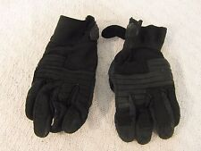 Hatch Black Hook And Loop Closed Mechanics Stretchy X-Large Gloves 33928
