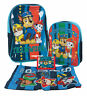 Paw Patrol Teamwork 4pc Children's Luggage Set in Wheeled Bag Holiday Travel