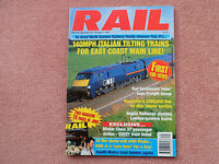 RAIL Issue 314 - in very good condition - the future for Pacers
