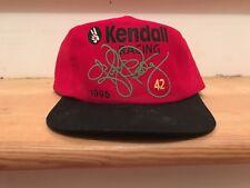 VINTAGE 1995 KYLE PETTY #42 CAR KENDALL RACING NASCAR SNAPBACK HAT