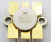 1pc MRF247 RF Power Transistor NPN Silicon 75W 175MHz