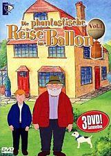 Die Phantastische Reise im Ballon ( 3 DVDs ( Kinder Zeichentrick / Kinderfilm ))