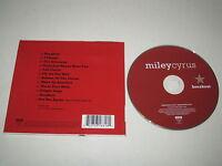 Miley Cyrus / Breakout (Hollywood/0600753166161) CD Álbum