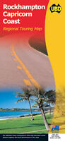 UBD Rockhampton and Capricorn Coast map 487 new latest edit