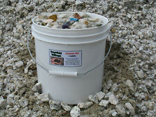 GEMSTONE MIX!  2 gallons of rough mine ore with assorted gems & minerals!