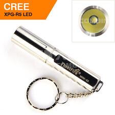 TrustFire 800Lm CREE XPG-R5 LED Mini Flashlight Torch Keychain 10440/AAA Light