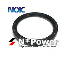 NOK FRONT MAIN CRANK OIL SEAL for Ford Courier XL PC 4 Door Ute 87-92 2.6L 4G54