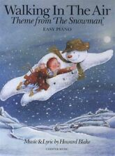 Walking In The Air Easy Piano Sheet Music Theme from The Snowman Howard Blake