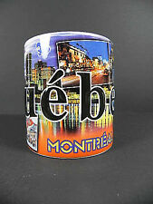 Québec Montréal Tasse à café relief Police, très noble, Canada Tasse, Coffee Mug