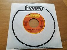EDDIE and ERNIE You Give Me Love to Go On / Tell it Like it Is 1971 R&B Funk M