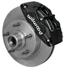 WILWOOD DISC BRAKE KIT,FRONT,48-56 FORD F SERIES TRUCKS,F1,F-100,ROTORS,CALIPERS