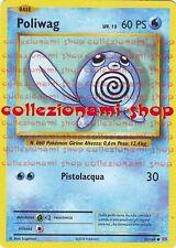 POLIWAG - REVERSE FOIL 23/108 - XY EVOLUZIONI - POKEMON - ITALIANO