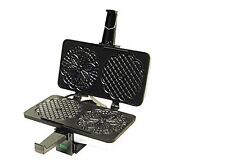 NEW CucinaPro Piccolo Pizzelle Baker Waffle Sandwich Toaster Maker Grill Cannoli