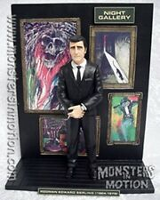 Night Gallery Rod Serling Tribute Model Assembly Resin Kit 161DD03