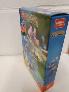 Pokemon MegaConstrux - Totodile VS Snubbull exclusive - NEW, wear to box