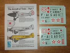 2 ensembles 1943-47 Nouvelle Marque 1 decals 14415 1:144 USAF Insigne