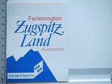 Aufkleber Sticker Bayern - Zugspitzland (5469)