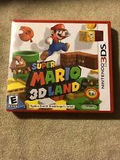 Super Mario 3D Land Nintendo 3DS Video Game