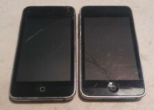 Lot of 2 Apple iPod Touch 2nd Gen A1288 32GB Black - NO POWER - FOR PARTS