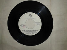 "Johnny Johnson / Elton John - Disco Vinile 45 Giri 7"" Edizione Promo Juke Box"