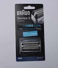32S Braun Cassette Shaver Foil Cutter 340 340-S 345S-4 330S-4 330 320S-4 380 320