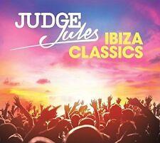 Judge Jules IBIZA Classics 3 CD Set - Release July 2016