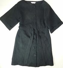 *NWT* TO THE MAX WOMENS LADIES BLACK COAT SIZE SMALL E111