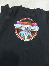 Van Halen Men's Black T-Shirt Size M World Tour 2018