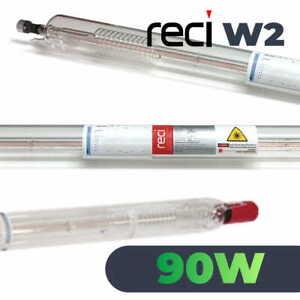 RECI Laser Tube W2 - UK RECI Dealer - Laser Cutter Engraver