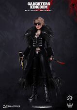 "DAM DAMToys 1/6 Scale 12"" Gangsters Kingdom Female Action Figure Spade 6 GK-008"