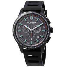 Victorinox Alliance Sport Chronograph Grey Dial Men's Watch 241818