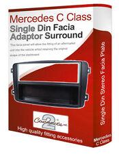 Mercedes C Class W203 stereo radio Facia Fascia adapter panel plate trim CD
