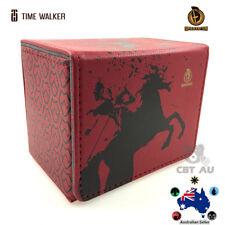 TimeWalker SPARTACUS HORIZONTAL DECKBOX Deck Box MTG Magic Yugioh Pokemon Card