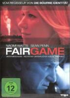 DVD - Fair Game DVD #G2001387