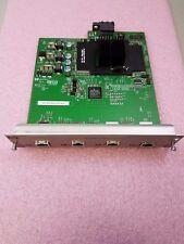 HP J4821B ProCurve Switch XL 100/1000-T Module - expansion module - 4 ports