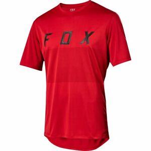 Fox Racing Ranger s/s Short Sleeve Fox Jersey Cardinal