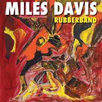 MILES DAVIS - RUBBERBAND  2 VINYL LP NEU