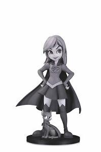 DC Comics Artists Alley Supergirl Chrissie Zullo Black & White Version Statue