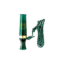 Duck Hunting Call - Suzy Q I Duck - With Lanyard - Low Maintenance Q System